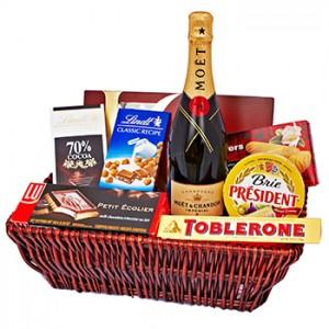 Sparkling Celebration Gift Basket