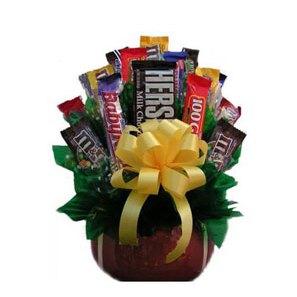 Assorted Chocolate Gift Basket