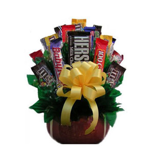 Assorted Chocolate Gift Basket
