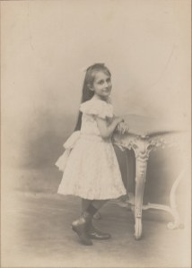 Flavie Chancel (Mme J. Rozan) - Collection Charles de Raphélis-Soissan