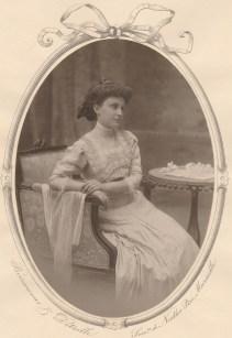 Flavie Chancel (Mme Jean Rozan) - Collection Charles de Raphélis-Soissan
