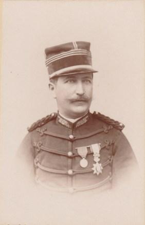 Général Crône - Collection Charles de Raphélis-Soissan