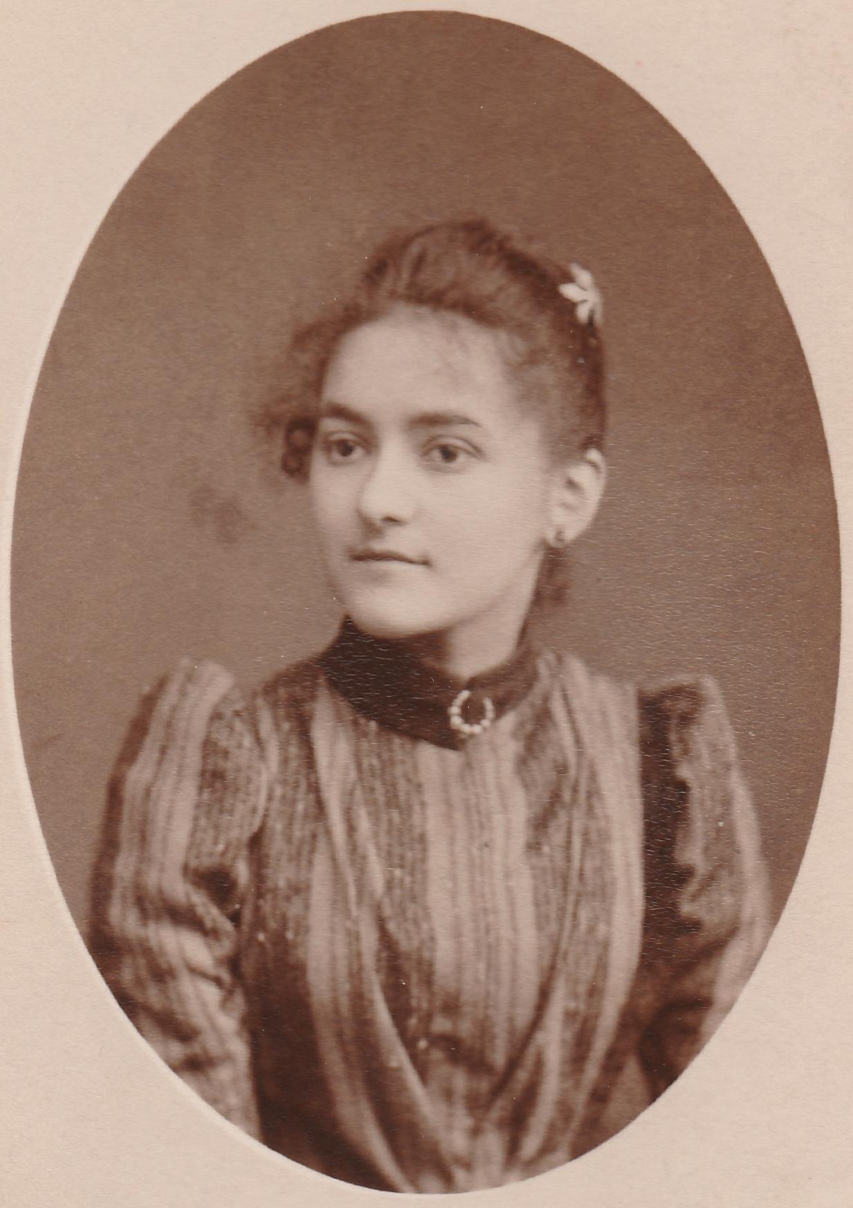Germaine Ferrus - Collection Charles de Raphélis-Soissan