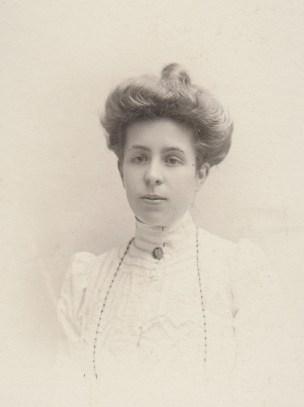 Marie Chancel (Madame Jacques Taffanel + - Collection Charles de Raphélis-Soissan
