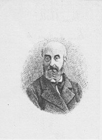 Henri Abeille - Dessin de son fils Gabriel