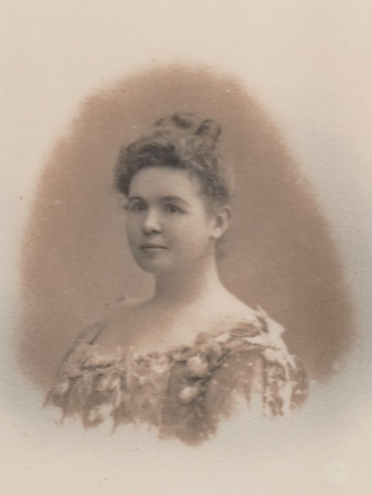 Louise Chancel (Mme Raphaël Blanchard) - Collection Marie-Nicole Sauton