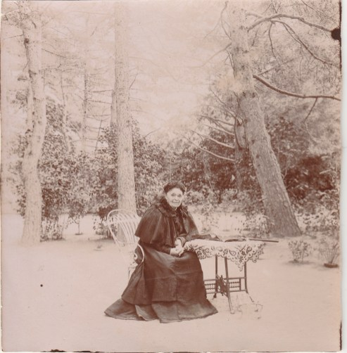 Olympe Berthelot (Mme Marius Chancel) - 1909 - Collection Marie-Nicole Sauton