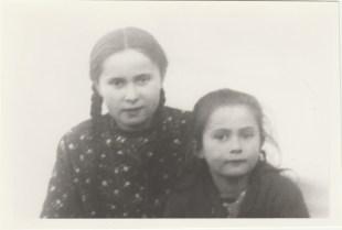 Angèle et Marie-Thérèse Lanoë - Collection Marie-Thérèse Lanoë