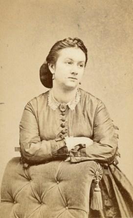 Amélie Baude (Mme Félix Gérard) (1843-1905)