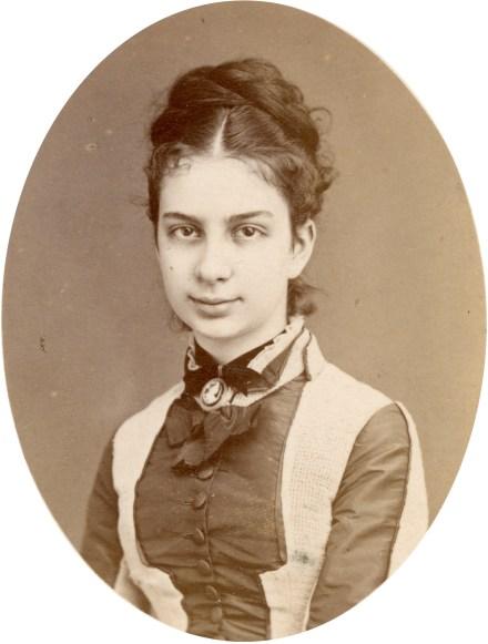 Cécile Massot (Mme Gabriel Boyer) (1860-1829)