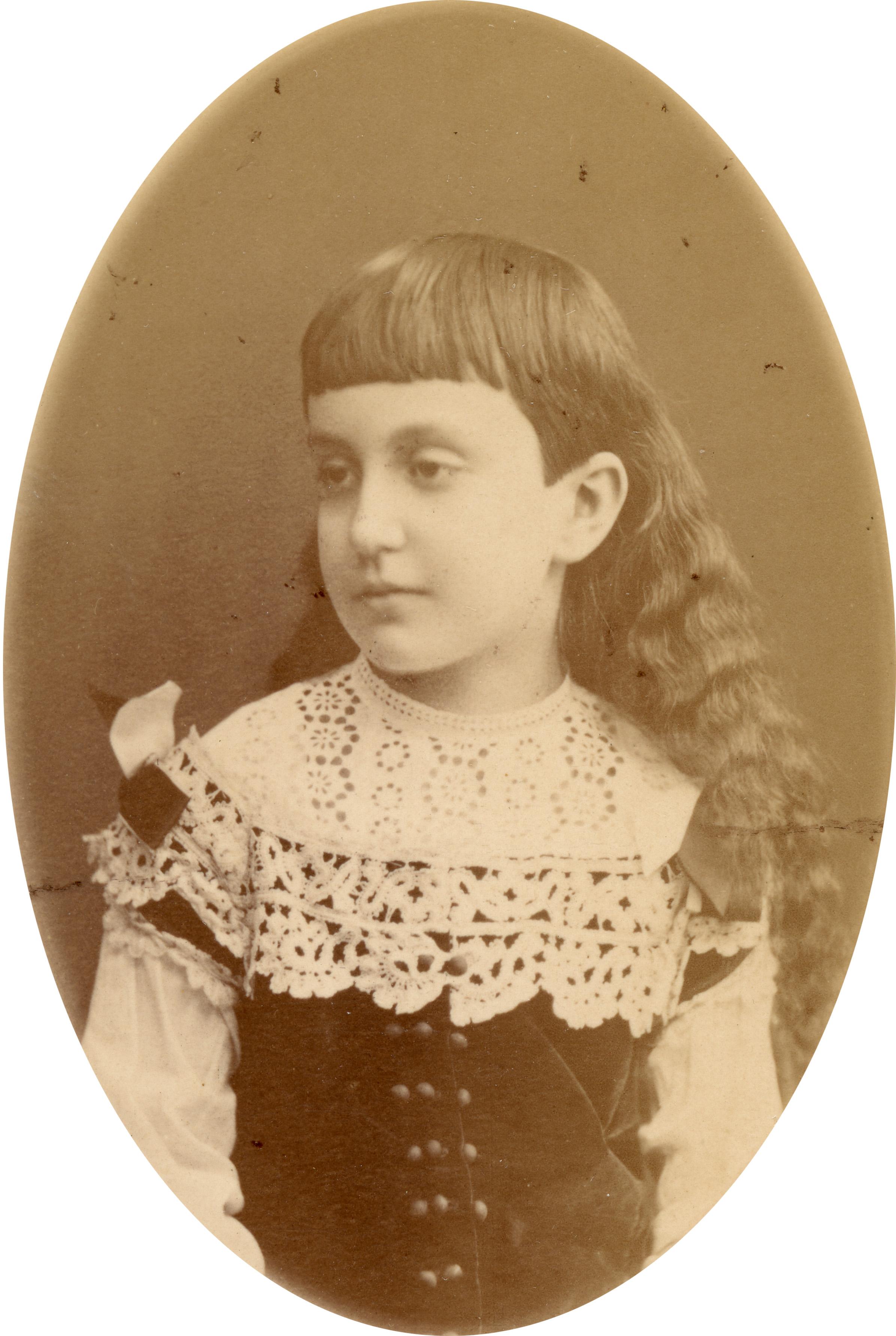Marie Massot (Mme Félix Chancel) (1870-1935)