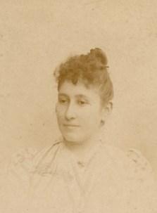 Jeanne Gérard (Mme Albert Batault) (1866-?)