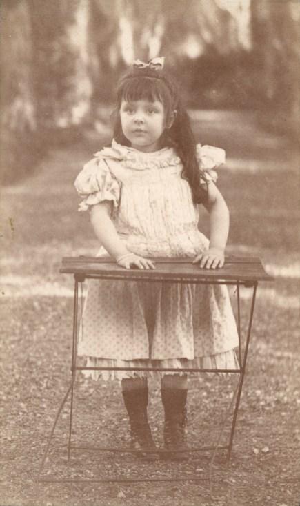 Madeleine Boyer (Mme Albert Moullot) (1888-?)