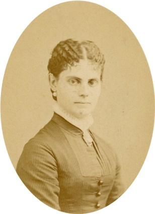 Berthe Rouard (Mme Adolphe Caire) (1850-1895)