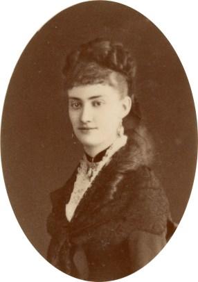 Camille Lavison (Mme Auguste Rouard) (1854-1937)