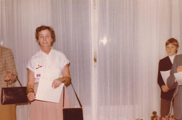 Cousinade Chancel du 21 mars 1981 : Henriette Huet