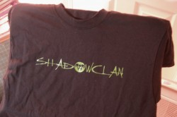 A Shadowclan shirt