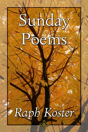 "The cover of ""Sunday Poems"""