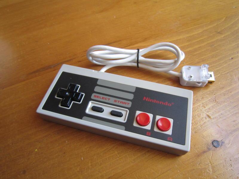 N64 Controller Diagram