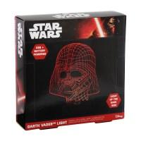 Une lampe Star Wars Dark Vador holographique acrylique ...