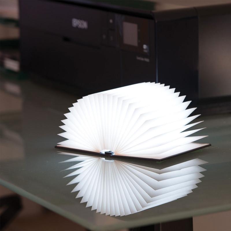 Lampe design en forme de livre pour une dco parfaite sur Rapid Cadeau