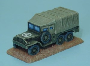 WWII American Vehicles