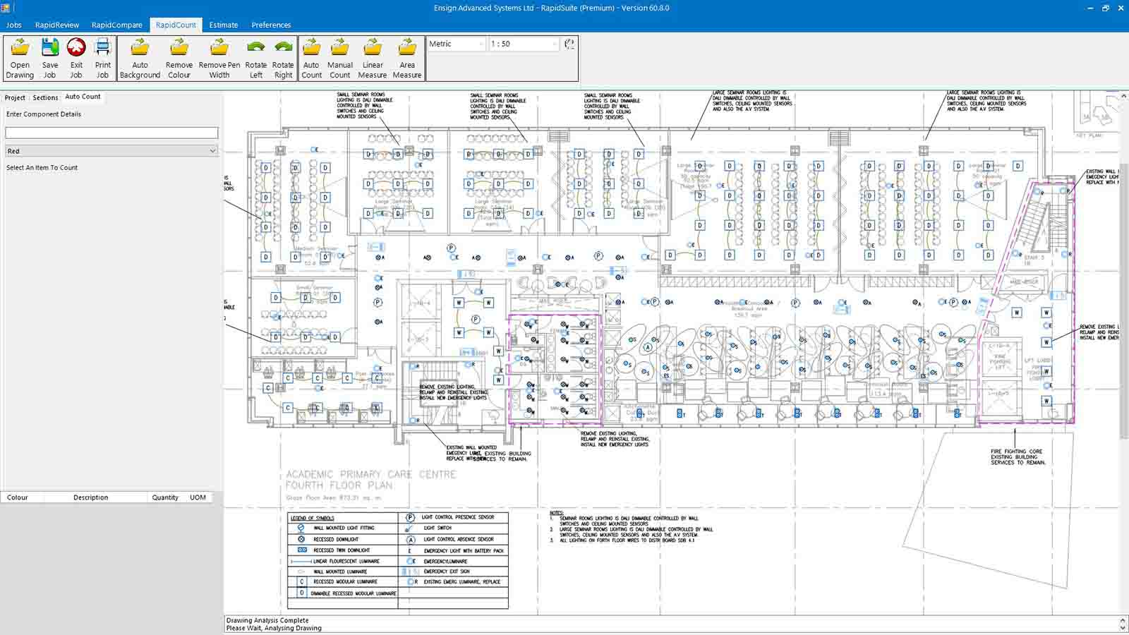 hight resolution of original drawing before the rapidquote electrical program