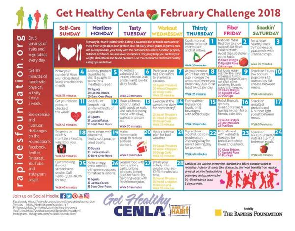 Learn the Benefits of a Heart Healthy Lifestyle!