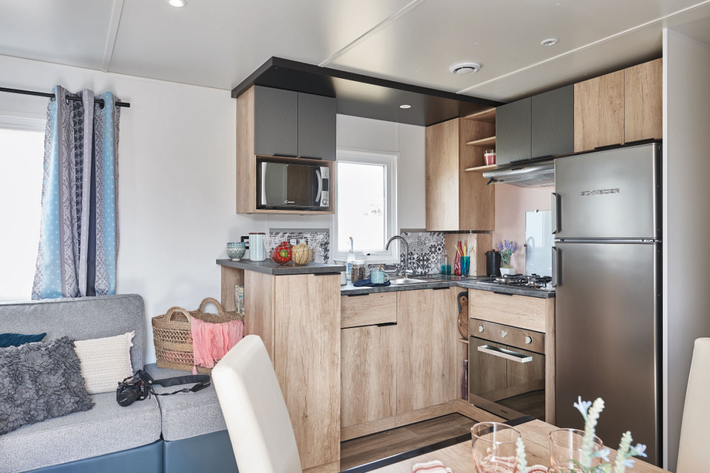 Collection 2019  Elite 100  Rapidhome Mobil home