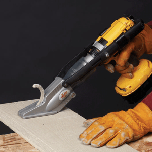 Malco TurboShear TSF1 for Fiber Cement Siding