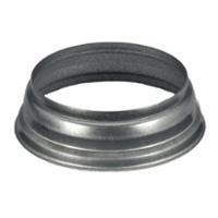 "3.1"" Galvanized Steel Ground Pipe Cover"