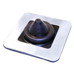 Mini EPDM Square Base Pipe Boot