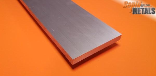 Aluminium (6082) Plate 50mm