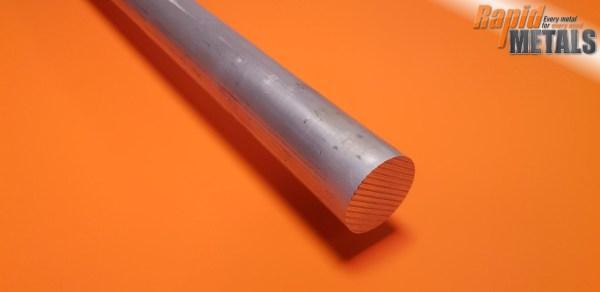 """Aluminium (6082) 4.3/4"""" Round"""