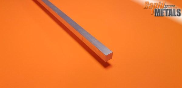 """Aluminium (6082) Square 2"""""""
