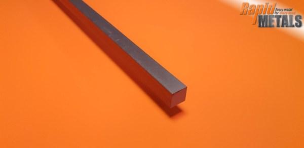 Bright Mild Steel (080a15) Square 19.1mm