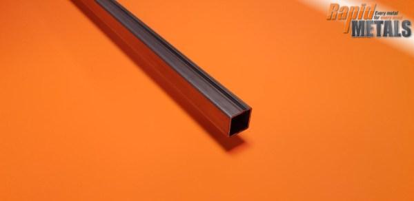 Mild Steel ERW Box 40mm x 40mm x 2mm Wall