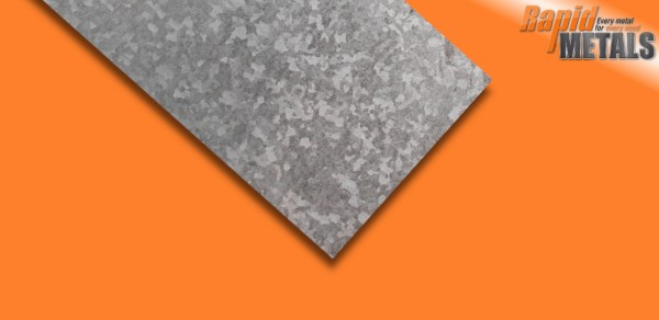 Mild Steel Galv Sheet 2mm
