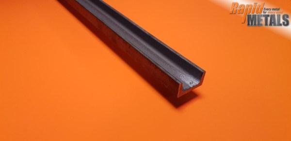 Mild Steel Channel 51mm x 25mm x 5kg