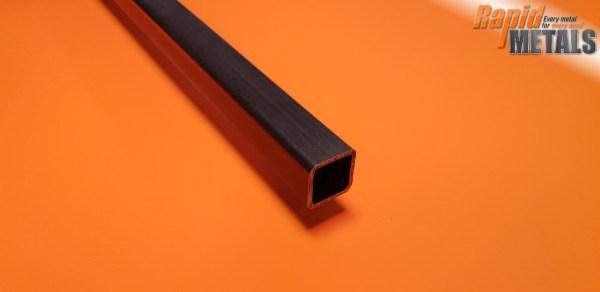 Mild Steel Box 60mm x 60mm x 4mm Wall