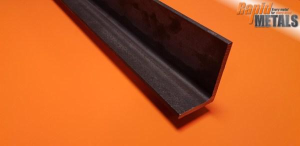 Mild Steel Angle 80mm x 60mm x 8mm Wall