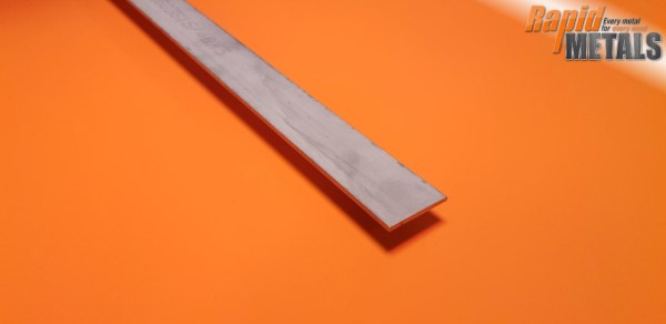 Stainless Steel (304) Flat 50mm x 25mm