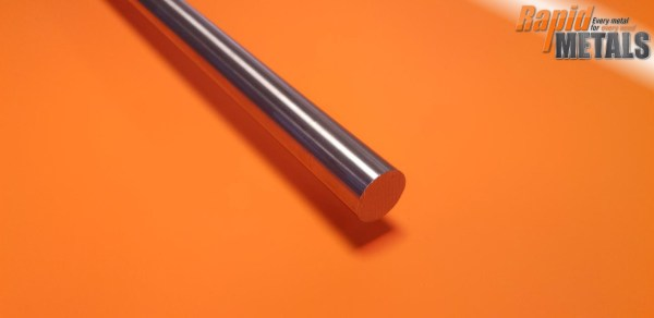 Stainless Steel (303) 50mm Round