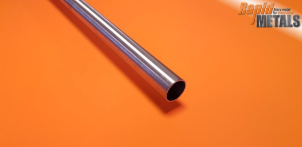 Stainless Steel (304) Tube 6mm x 1mm Wall