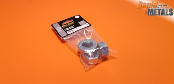 Threaded Nuts & Washers 12mm