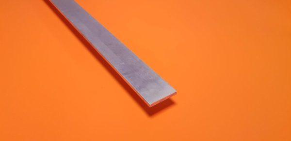 """Aluminium (6082) Flat 1"""" x 3/4"""""""