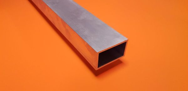 "Aluminium Box 2"" x 1"" x 1.6mm Wall"