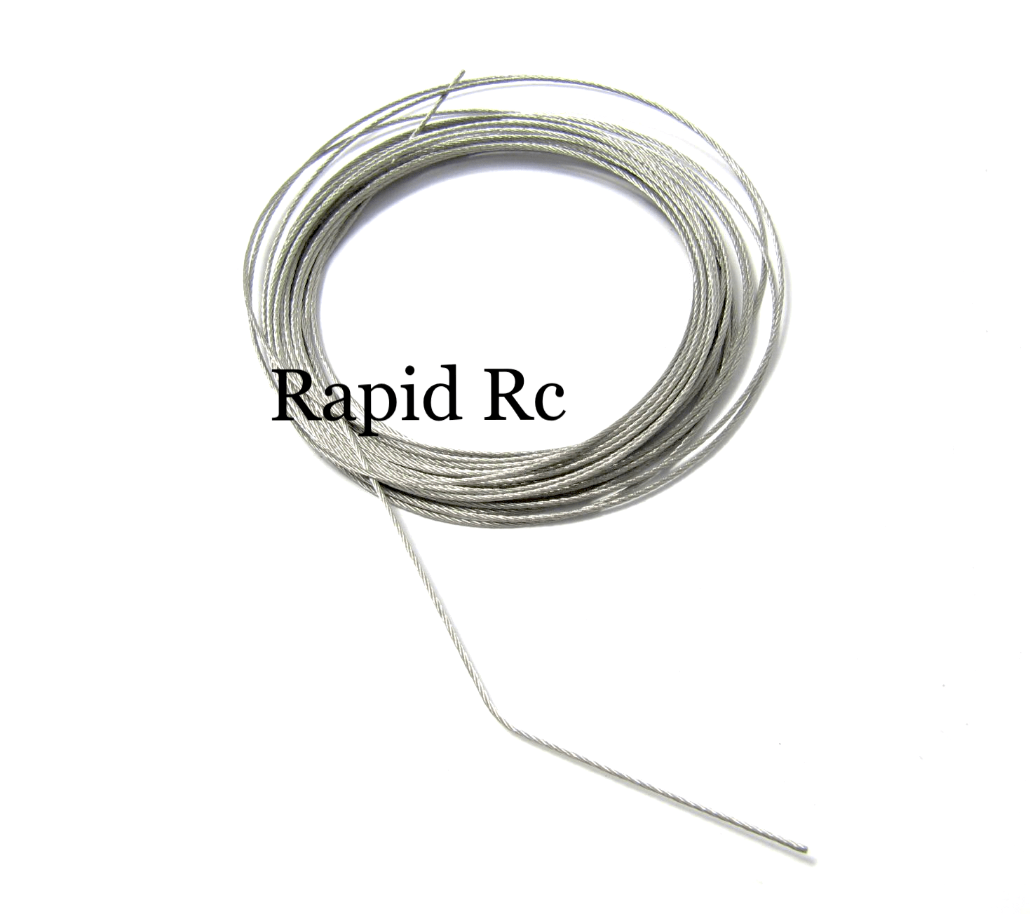 Pull Pull Coated Steel Wire 0 8mm 5m Bag