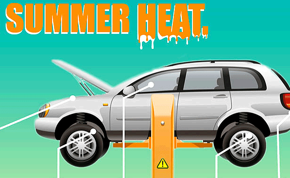 Prepare Your Car for the Summer Heat
