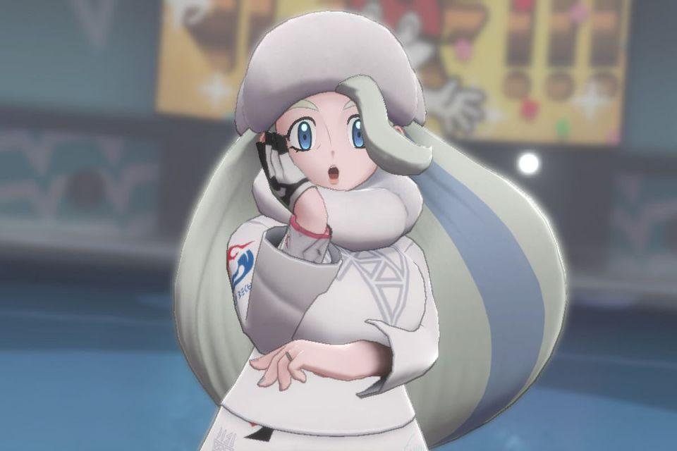 Pokémon Shield Trainers Nintendo Switch